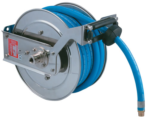 Hose Reels Differences Between Industrial And Commercial